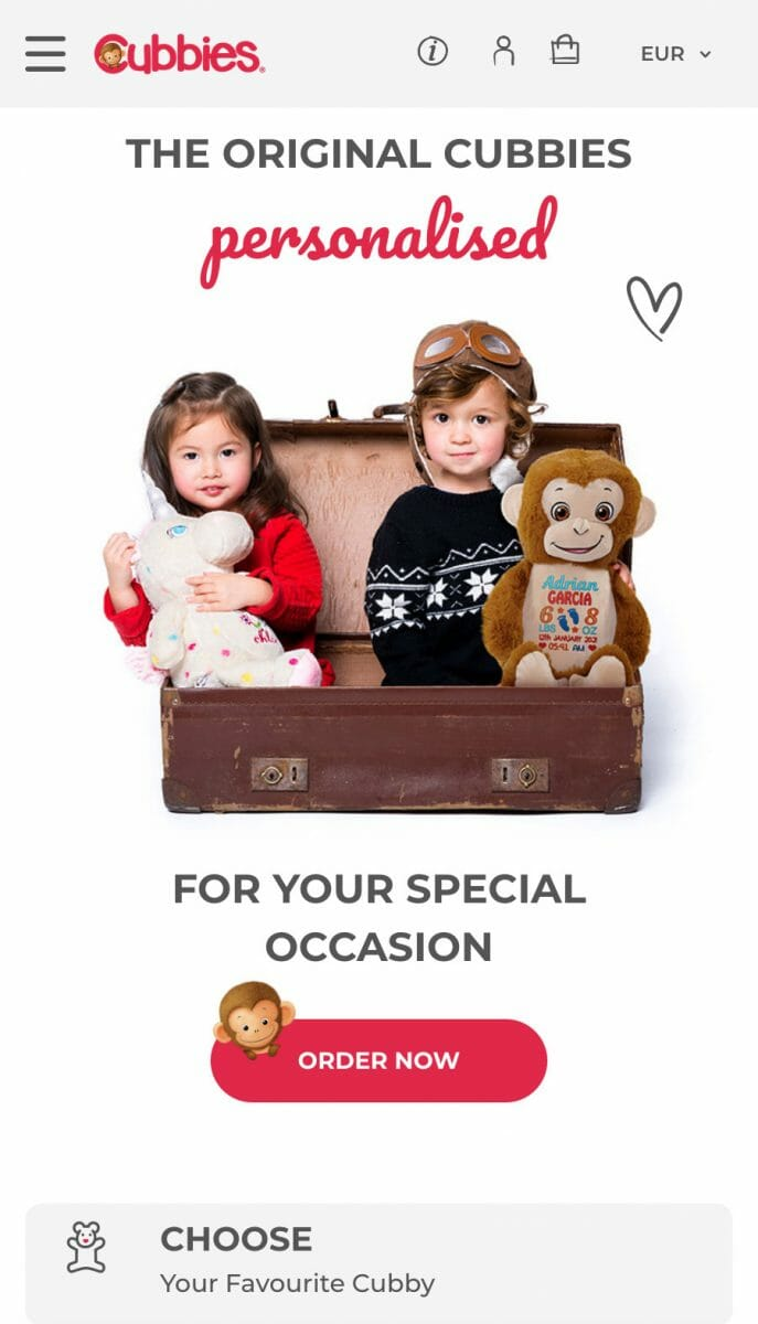 Cuddle-tested Toys for Children